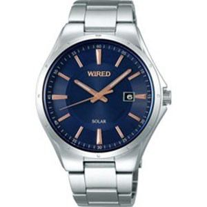 アルバ ソーラー時計 WIRED(ワイアード) 「ニュースタンダードモデル」 AGAD401