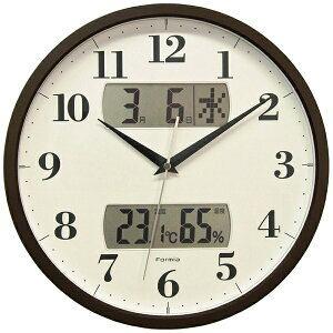 保土ヶ谷電子販売 HWC001 壁掛け時計 Formia(フォルミア)