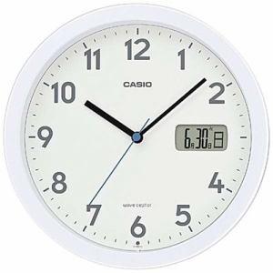カシオ IC-860J-7JF 電波掛け置き兼用時計