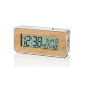 アデッソ T-01 竹の電波時計