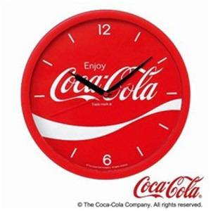 セイコー AC601R 掛け時計 「コカ・コーラ」