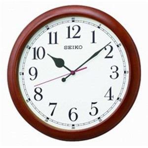 セイコー KX238B 電波掛け時計 「オフィスタイプ」