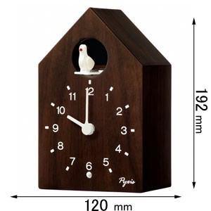 セイコー NA609B 置き掛け兼用時計かっこう時計