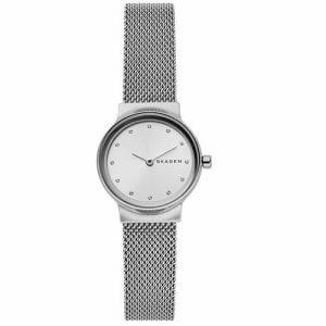 スカーゲン SKW2715 Freja Steel Mesh Watch レディース 並行輸入品