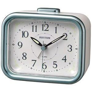 リズム時計 8RA644SR04 目覚まし時計ジャプレフルール