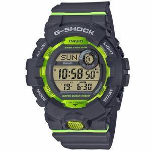 カシオ GBD-800-8JF G-SHOCK G-SQUAD 20気圧防水 モバイルリンク機能 スポーツモデル