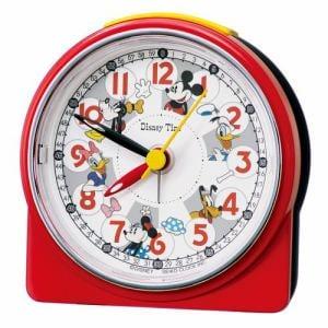 セイコークロック FD480R ディズニー  赤塗装
