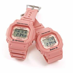 CASIO LOV-18B-4JR ペアウォッチ G-SHOCK&BABY-G LOVER'S COLECTION2018