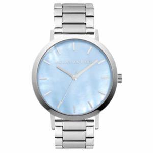 CHRISTIAN PAUL PL06SVL/35 腕時計 クリスチャンポ-ル シェル 35mm 青