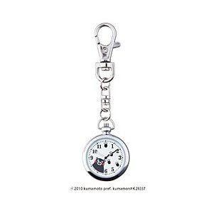 クレファー KM-AL085-BKS KUMANON くまモンキーホルダー時計