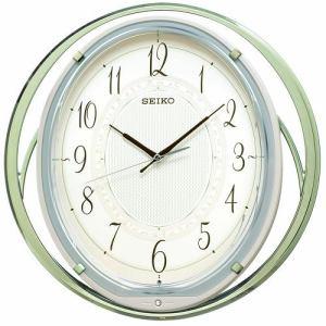 セイコー 電波アミューズ掛け時計 AM262M