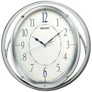 セイコー 電波アミューズ掛け時計 AM262W