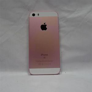 SIMフリー Apple 3A844JA iPhoneSE 16GB リユース(中古)品スマートフォン  ローズゴールド