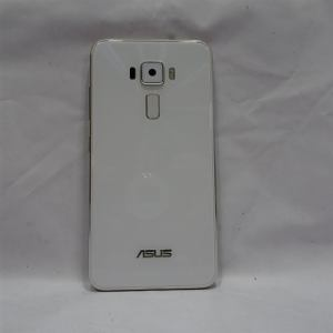 SIMフリー ASUS ZE520KL Zenfone3 ZE520KL リユース(中古)品スマートフォン  パールホワイト