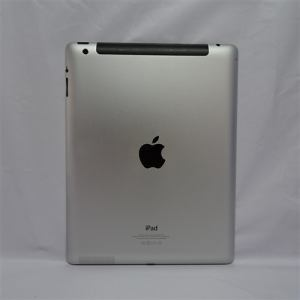 au Apple MD522J/A iPad4 Wi-Fi+Cellular 16GB リユース(中古)品  ブラック