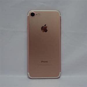SoftBank・SIMロック解除済 Apple MNCN2J/A iPhone7 128GB  リユース(中古)品  ローズゴールド