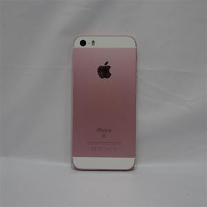 SIMフリー Apple 3A844J/A iPhoneSE 16GB リユース(中古)品  ローズゴールド