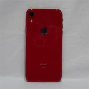 au Apple MT0X2J/A iPhoneXR 256GB  リユース(中古)品  レッド