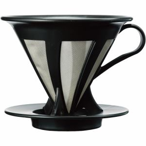 HARIO CFOD-02-B カフェオールドリッパー02 ブラック  1-4杯用