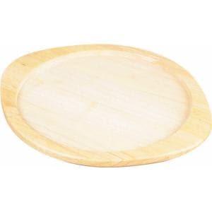 パール金属 ラクッキング グリルパン20㎝用木製プレート HB-994  20cm用