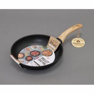 アイリスオーヤマ SKL-26IH スキレットコートパン 26cm 片手 IH対応