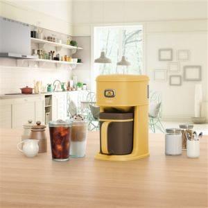 サーモス ECI-661 CRML アイスコーヒーメーカー  0.31L キャラメル