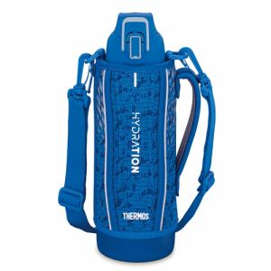 サーモス FHT-1001F BLSL 真空断熱スポーツボトル 1L