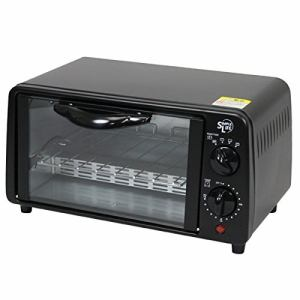 SIS GR09-BK オーブントースター 黒