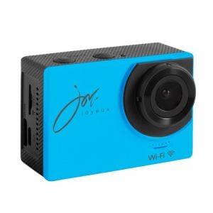 ジョワイユ SVC100BL 1080P-WiFiアクションカメラ ブルー