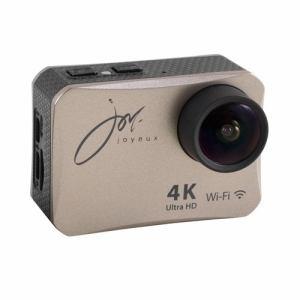 ジョワイユ SVC300GL 4K-WiFIアクションカメラ ゴールド