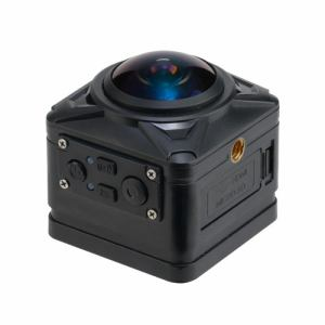 ジョワイユ JOY700BK 16 MEGA PIXEL FULLHD WiFi360° VIEW CUBECAM PRO ブラック