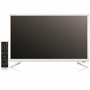ステイヤー TV32HDD1T-WH 32V型 1TBハードディスク&Wチューナー搭載 地上波BS・CSデジタル液晶テレビ ホワイト GRANPLE