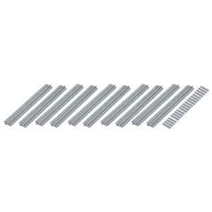 トミックス N 1730 ファイントラック ワイドPCレール S280-WP F 10本セット