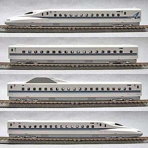 カトー (再生産)(N) 10-1174 N700A新幹線「のぞみ」 4両基本セット