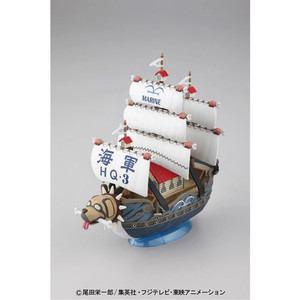 バンダイ ワンピース偉大なる船ガープの軍艦