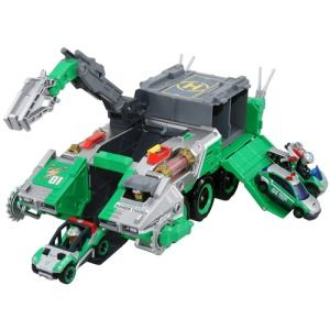 タカラトミー ハイパーシリーズハイパーグリーンレンジャー1号レンジャータンサー
