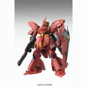 バンダイ MG 1/100 MSN-04 サザビー Ver.Ka
