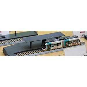カトー (N) 23-141 LRT用低床式ホームセット