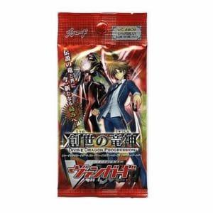 ブシロード カードファイト!! ヴァンガード エクストラブースター第9弾「創世の竜神」