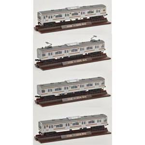 トミーテック (N) 鉄道コレクション JR 205系 600番代日光線 4両セット
