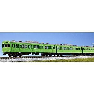 カトー (N) 10-1190 103系 低運転台車 山手線 4両増結セット