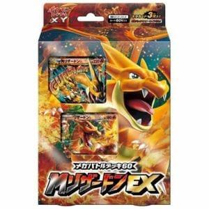 ポケモンカードゲームXY メガバトルデッキ60 MリザードンEX