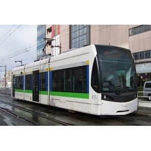 トミーテック (N) 鉄道コレクション 富山地方鉄道市内軌道線T100形(第1編成)