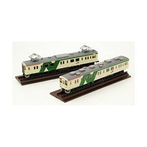 トミーテック (N) 鉄道コレクション JR107系0番代 日光線(旧塗装) 2両セット