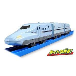 プラレール S-04 ライト付N700系新幹線みずほ・さくら