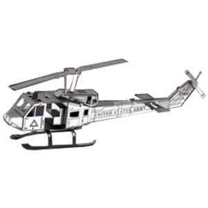 メタリックナノパズル ヒューイヘリコプター