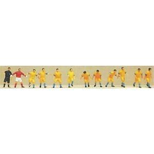 トミーテック (N) ザ・人間075 サッカーする人々1