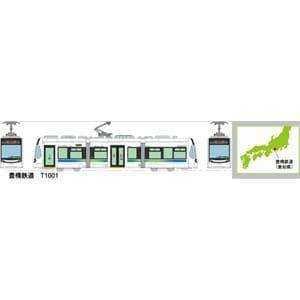 トミーテック (N) 鉄道コレクション 豊橋鉄道T1001形