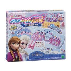 エポック社 アクアネイルスタジオ アナと雪の女王セット