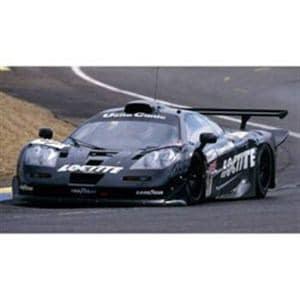 アオシマ 1/24 マクラーレン F1 GTR 1998 ルマン24時間 ロックタイト #41